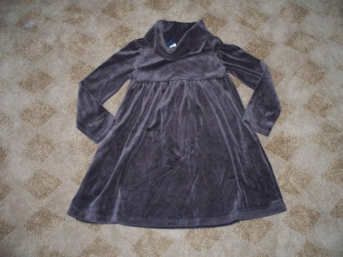 Gap velour dress size 6/7