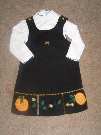 Bonnie Jean Fall Dress size 6