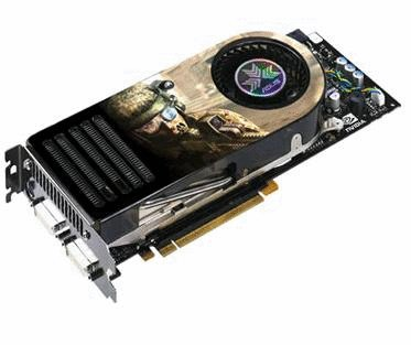 Asus nVidia GeForce 8800GTX 768MB 2DVI/HDTV PCI-Express Video Card
