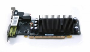 XFX nVidia GeForce 7100GS 128MB TurboCache Upto 512MB DVI/TV-out PCI-Express Video Card
