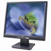 Acer AL1717Bbmd 17 inch 8ms w/DVI&Speaker LCD Monitor (Black)