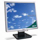 Acer AL1716S 17 inch 8ms LCD Monitor (Silver/Black)