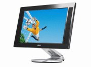 Asus PW191 19 inch 8ms Wide Screen LCD Monitor W/Speaker (Silver/Black)