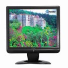 Asus PM17TU 17 inch 3ms 600:1 DVI LCD Monitor (Black)
