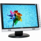 CHIMEI CMV 937A 19 inch 600:1 8ms Wide Screen LCD Monitor w/Speaker (Silver/Black)