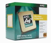 AMD Athlon 64 X2 Dual-Core Processor 5600+* (2.8GHz) AM2, Retail