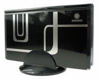 Coolmax HD-360B-U2 3.5 inch HDD Enclosure (Black)