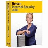 symantec Norton AntiVirus 2008 (3-User), Brown Box