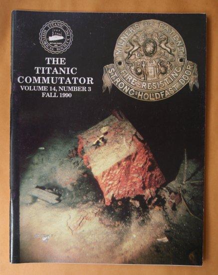 Titanic Commutator - Volume 14 Number 3 - 1990