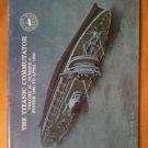 Titanic Commutator - Volume 15 Number 4 - 1991