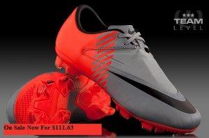 Nike Mercurial Glide Firm Ground Junior Football Boot