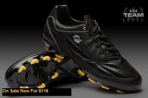 Pelé Mens Sport Football Boots 1958 FG MS