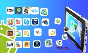 TechPad 7 Inch Android Tablet