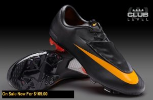 Nike Mercurial Vapor VI FG Jnr Boots
