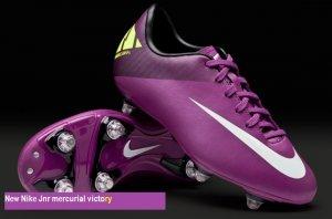 Nike  Jnr Mercurial Victory II SG Boots