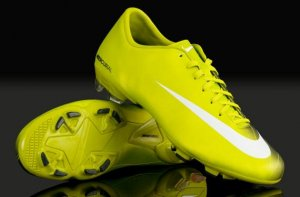Nike Mercurial Victory Firm Ground Junior