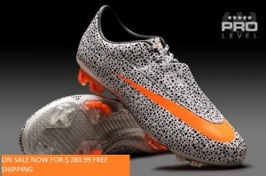 Nike Mercurial Vapor VI Safari Firm Ground Men Football Boots