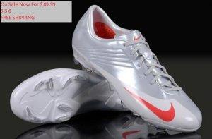 Nike Junior Mercurial Talaria V FG