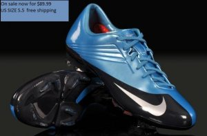 Nike Mercurial Talaria V Firm Ground Jnr Football Boots