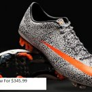 Nike Mercurial Vapor Superfly II Safari FG Men Football boot