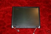 IBM THINKPAD 770ED COMPLETE LCD PANEL ASSEMBLY!!!!!!!!