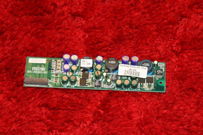 COMPAQ ARMADA 1500 SERIES DC CARD 255293-01!!!!