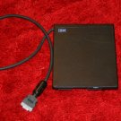 IBM THINKPAD EXTERNAL FLOPPY DRIVE AND ENCLOSURE!!!