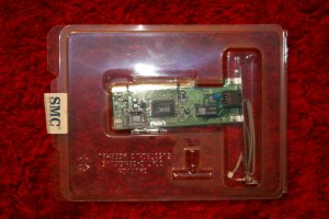 SMC 10/100 PCI NETWORKING CARD FOR DESKTOPS!!!!