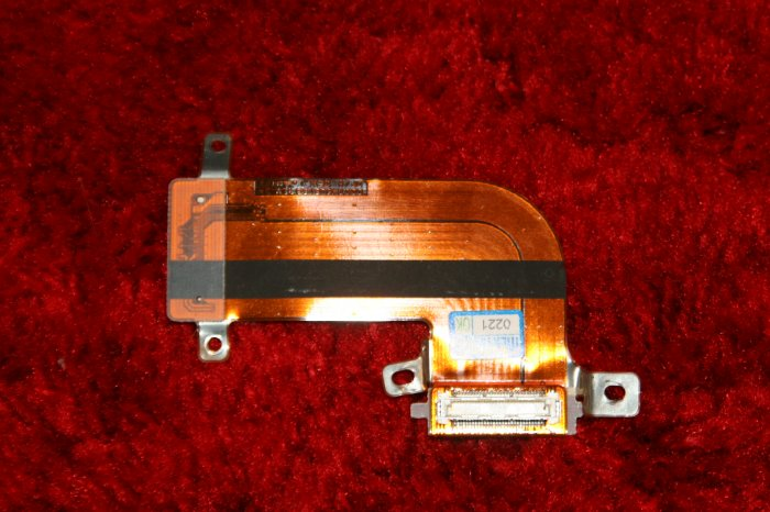 DELL INSPIRON 4000 LCD MOTHERBOARD CABLE 36FXJ!!!!