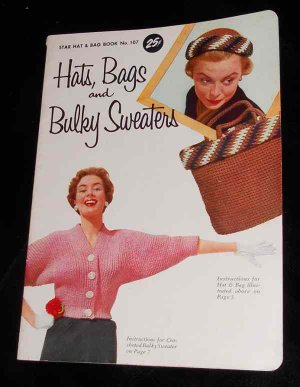 Hats, Bags and Bulky Sweaters