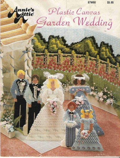 Plastic Canvas Garden Wedding #1PCSC