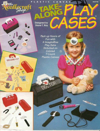 Take Along Play Cases #2PCSC
