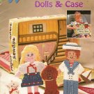 Dress Up Travel Dolls and Case Craft Book #1PCSC