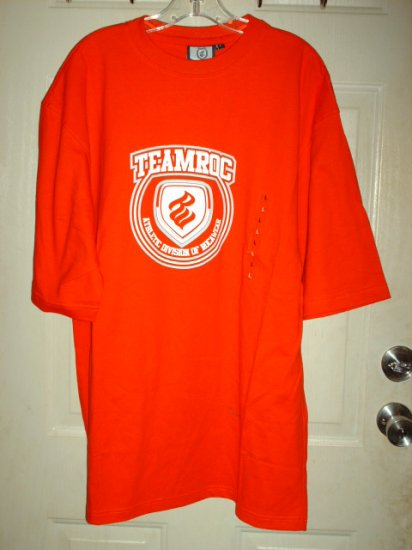Rocawear T-Shirt Red Sz Large