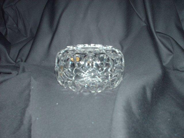 Royal Crystal Rock Round Box or Dish