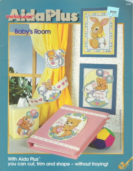 Zweigart Aida Plus Baby's Room