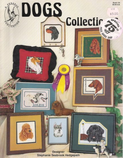 Dogs Collection 6 Book by Pegasus Publications