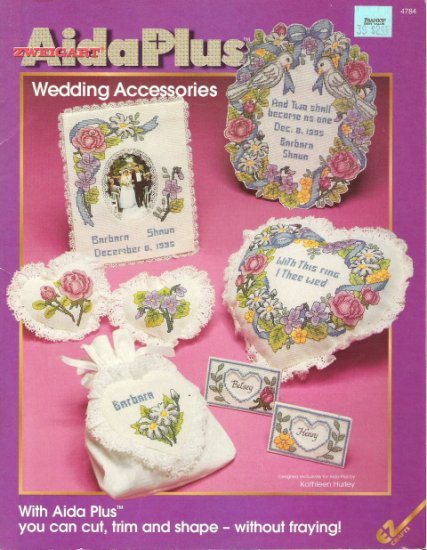 Zweigart Aida Plus Wedding Accessories
