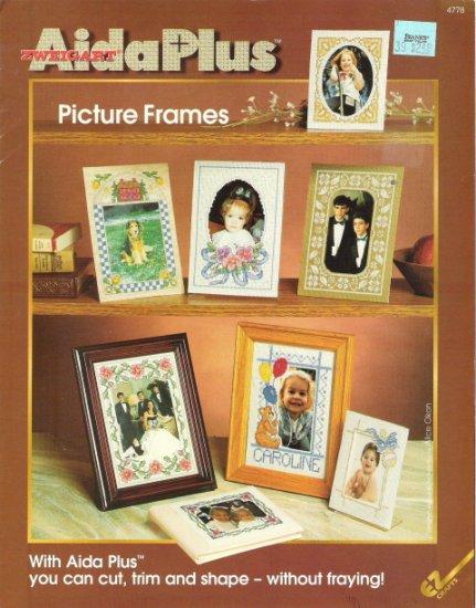 Zweigart Aida Plus Picture Frames