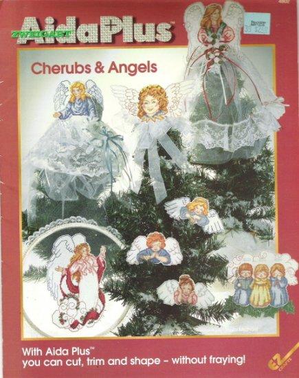 Zweigart Aida Plus Cherubs & Angels