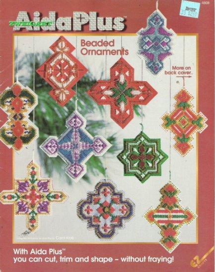 Zweigart Aida Plus Beaded Ornaments