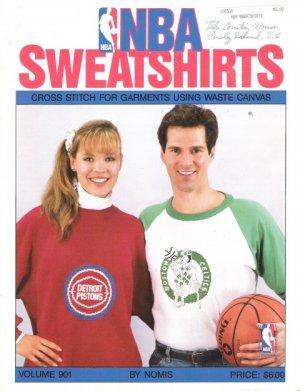 NBA Sweatshirts Volume 901 by Nomis use Waste Canvas
