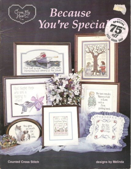 Cross My Heart Inc. Presents Because You're Special CSK-43