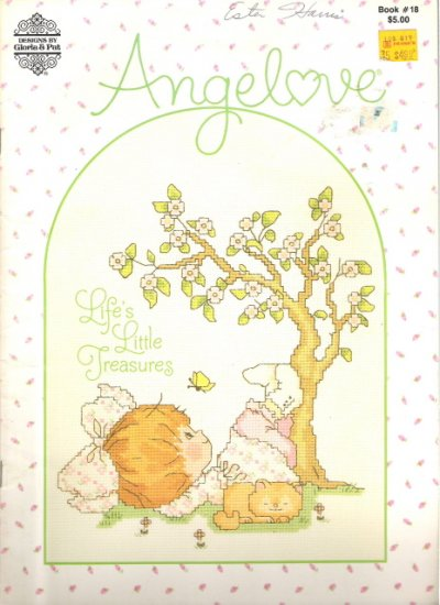 Designs by Gloria & Pat Angelove Book 18