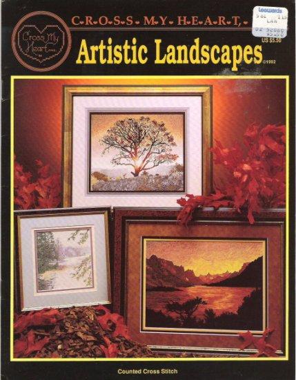 Cross My Heart Inc. Presents Artistic Landscapes