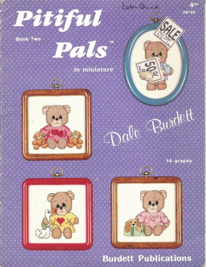 Pitiful Pals in Miniature Book Two by Dale Burdett