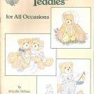 Cherished Teddies for All Occasions designs by Gloria & Pat-Book #81 by Priscilla Hillman