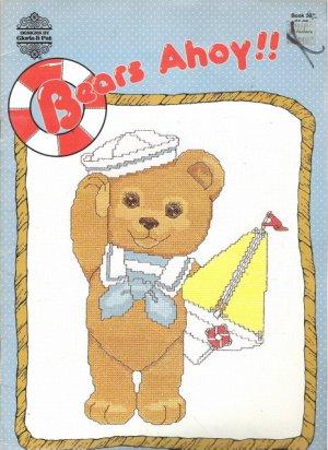 Bears Ahoy!! desiigns by Gloria & Pat Book #30
