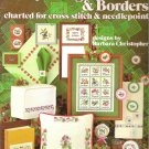 Leisure Arts Leaflet 198 Berry Designs and Borders by Barbara Christopher