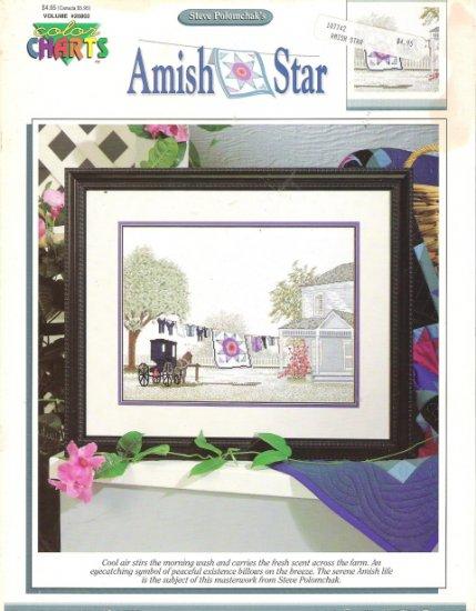 Steve Polomchak's Amish Star Volume 20802